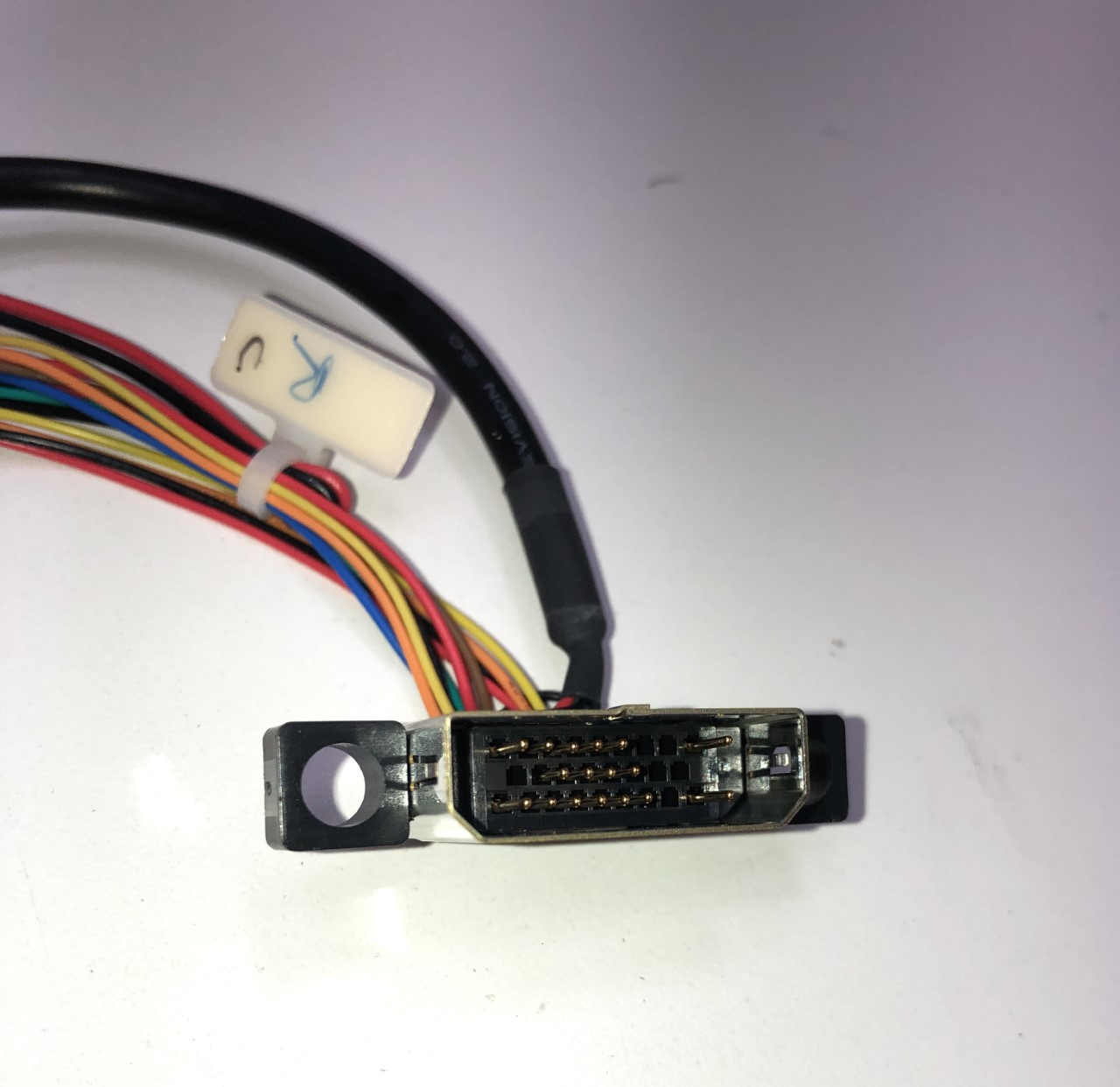Bill Validator Harness and multi connector for use with JCM IVizion on